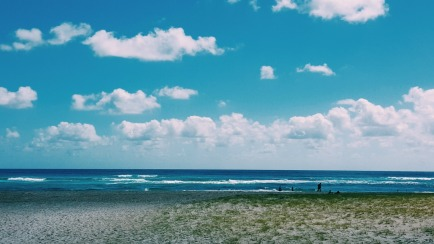 Kirra Beach, Gold Coast, Australia.