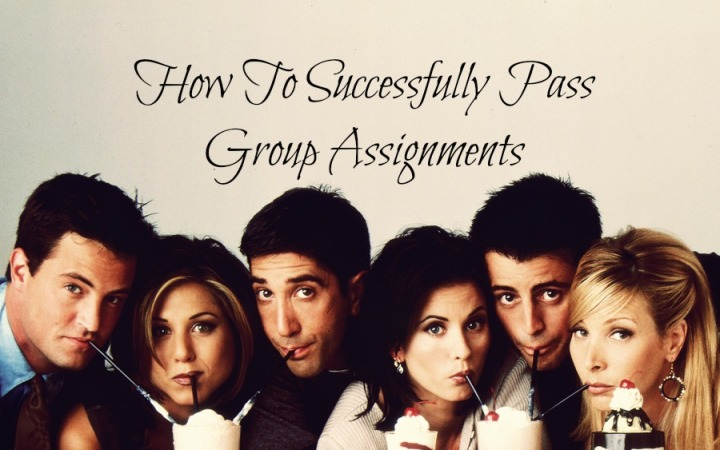 How To Successfully Pass Group Assignments