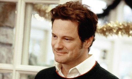 Colin Firth as Mark Darcy, the definitive romantic hero of Bridget Jones's Diary.