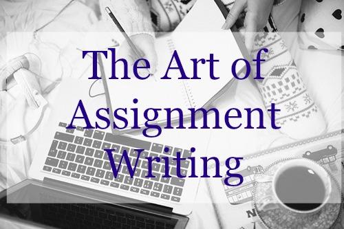 theartofassignmentwriting