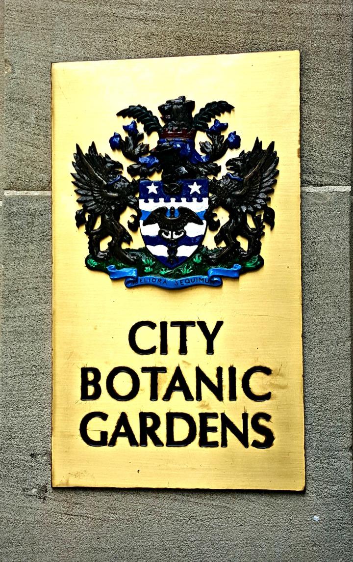 city botonic gardens