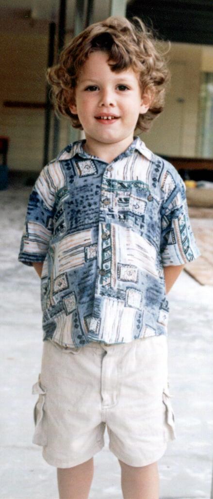 Andrew - 3 years 1998