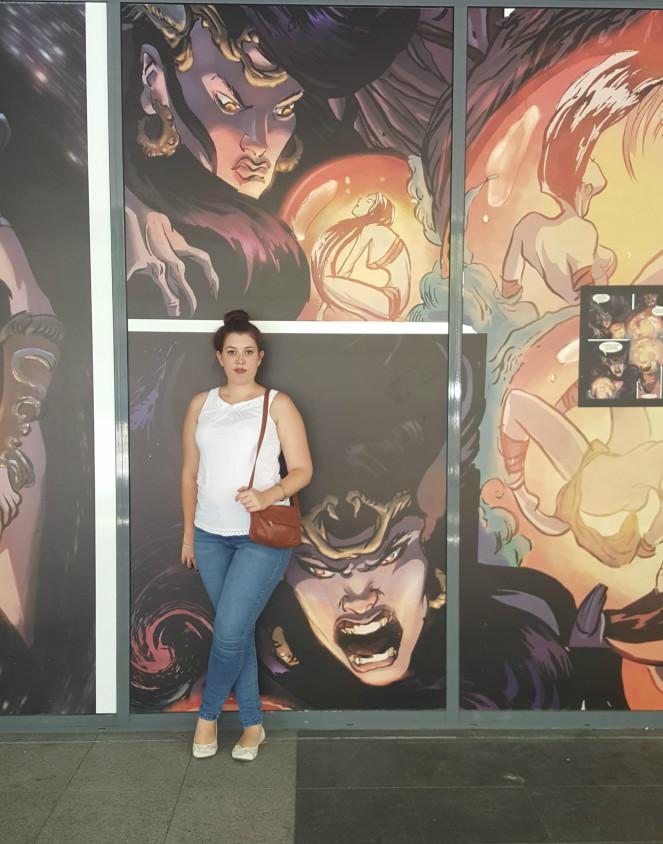 Lady Blacksnot & I's GraffitiWeekend!