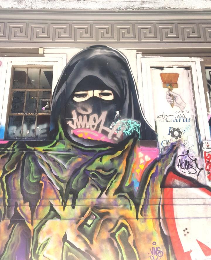 Street Art & The Culture Surrounding It: Hosier Lane,Melbourne.