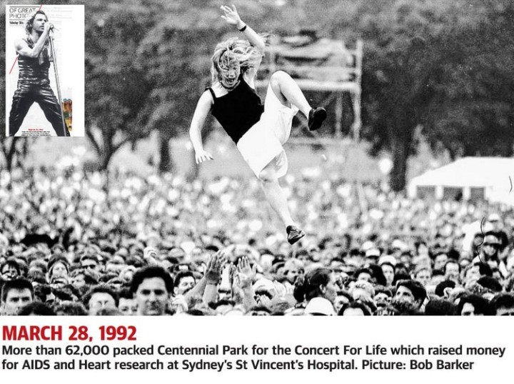 Concert-for-Life-1992-The-Daily-Telegraph
